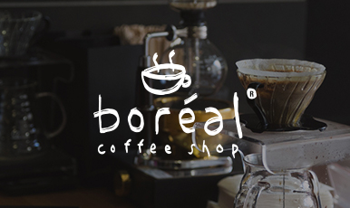 Boréal Coffee Shop