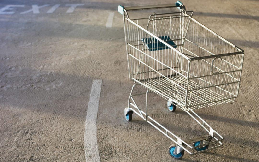 Kako zmanjšati število zapuščenih vozičkov?