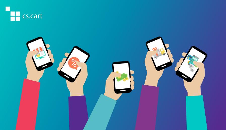 Novost: mobilna aplikacija za vašo spletno trgovino